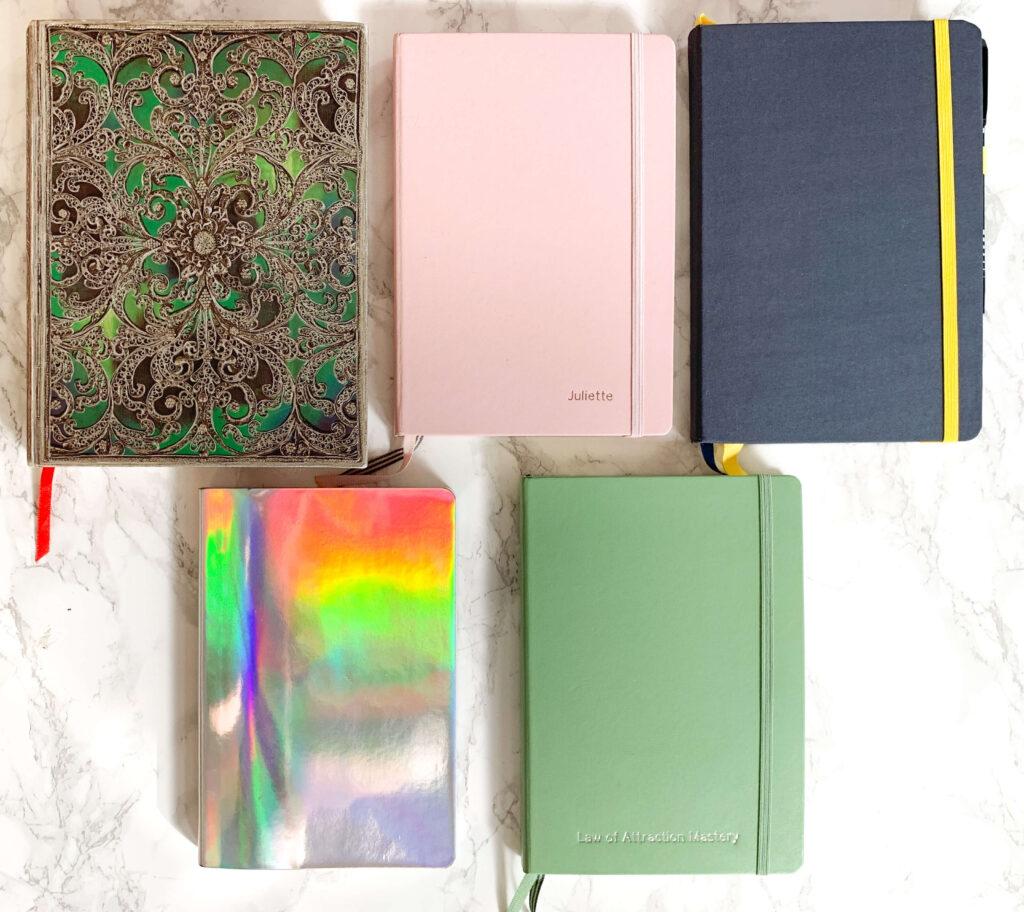 Hoeveel notitieboeken gebruik ik en mijn beste tip