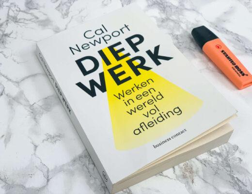 Diep werk Cal Newport boek review