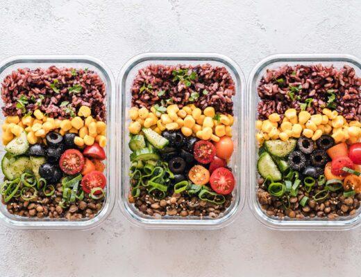 Meal preppen: ideaal om tijd te besparen in het huishouden